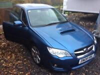 Subaru Legacy top of the range mint condition four-wheel-drive full-service history 112 thousand