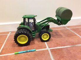 John Deere toy tractor for sale