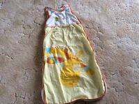 Sleeping bag 6-18m 2.5 tog excellent condition