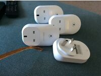 Orvibo wifi smart plugs like hive