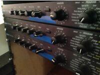 "Lexicon mpx 100 19"" rack effects unit"