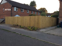 G.R Fencing & Decking Services - Buckinghamshire