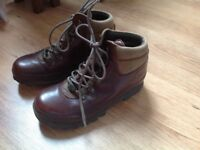 Ladies brasher boots