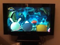"""Panasonic 32"""" HD TV With freesat and Freeview in perfect condition"""
