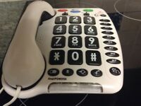 Geemarc Amplipower 49/50 Multifunction Telephone