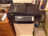 Epson printer and scanner