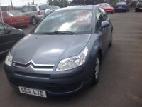 Citroen C4 1.4i lx 56 plate only 86000 miles leaves with year MOT great cheap 5 door family car