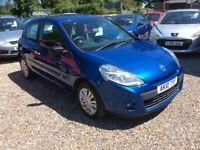 Renault, CLIO, Hatchback, 2010, Manual, 1149 (cc), 3 doors @ Aylsham Road Affordable Cars
