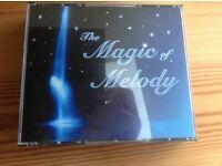 "A 5 CD BOX SET OF ""THE MAGIC OF MELODY"""