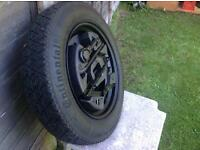 Ford C Max Space Saver Tyre 125/90/R16