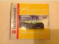 Technomate TM 5300 D Digital Satellite Receiver