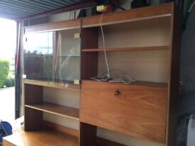 Storage unit and cabinet