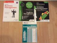 National five business management books