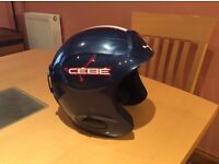 Cebe junior ski helmet-excellent condition