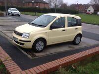 Fiat panda 2009 mot August very low mileage
