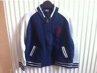 Ralph Lauren blue sweatshirt size 5 years