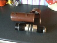 Heinz Kilfitt 300mm lens.