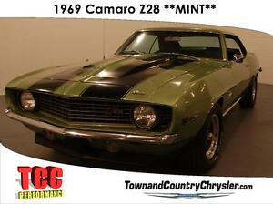 1969 Chevrolet Camaro Z28 ***Mint & Matching Numbers