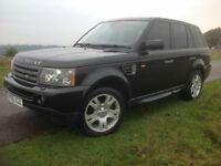 Land Rover Range Rover Sport 2.7 TD V6 HSE 5dr Auto 2006 (55 Reg) Price £11,350 Finance Arranged