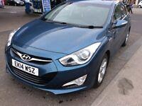 HYUNDAI I40 ACTIVE BLUE DRIVE CR £30 ROAD TAX FULL MOT