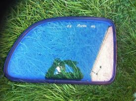 Nissan Micra O/S/R Quarter Glass 93-02 (3 Door)