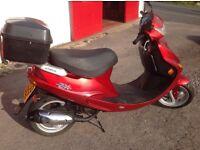 2003 Kymco 49cc 2 Stroke Scooter