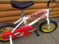 Retro 80's - Raleigh Mag Bumper BMX
