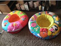 2 Galt Play Nests / Donut / Baby Seat (will separate £5 & £2) - Wirral
