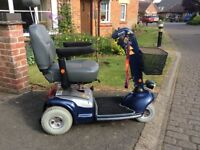 Mobility Scooter for Sale, Sterling Sapphire, serviced and well maintained £300 ono