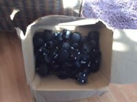 Casters for trollies , 40mm. Wheels. Box of. 50