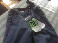 Nevica girls ski trousers/salopettes BNWT