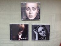 Adele 19 , 21 , 25 C/D collection