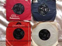 Vinyl records Beatles