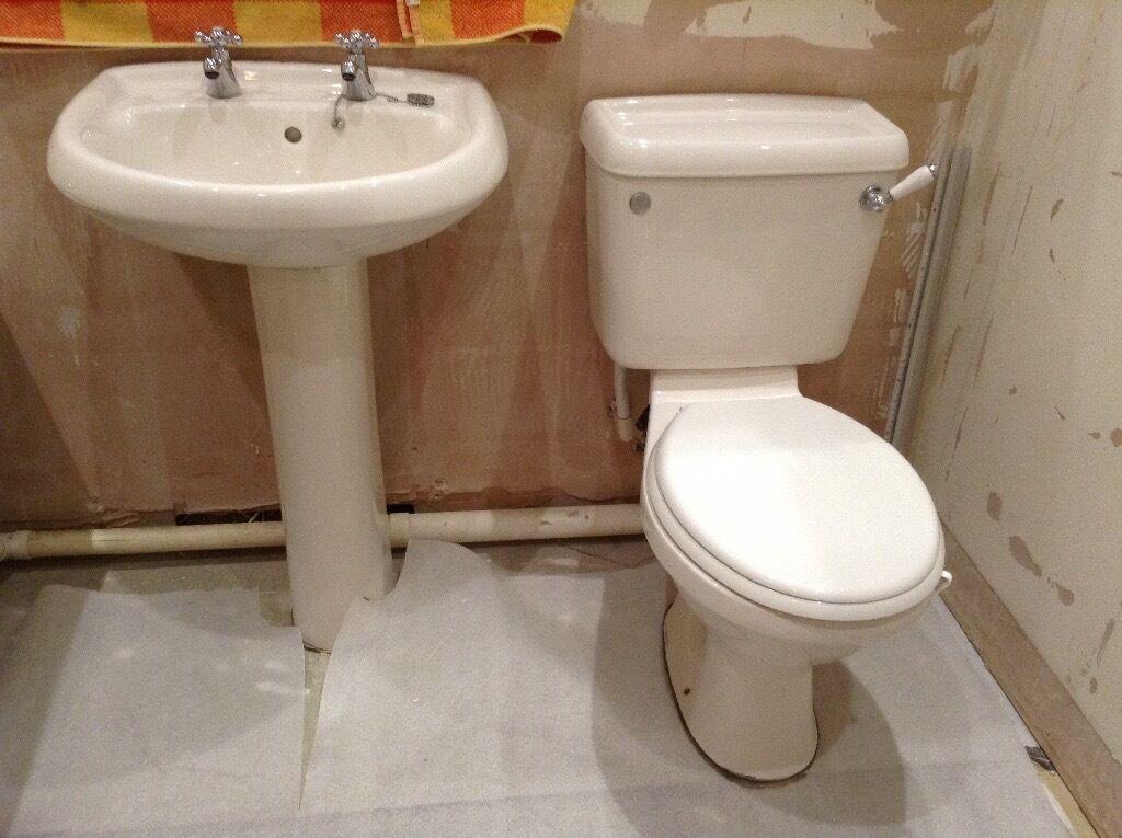 Pale Cream Bathroom Suite In Hull East Yorkshire Gumtree