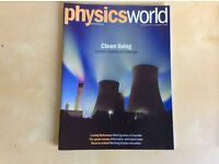 Physics World magazines