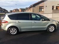 Ford S max 2010 Automatic Diesel Zetec 2.0