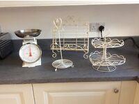 Vintage style kitchen equipment