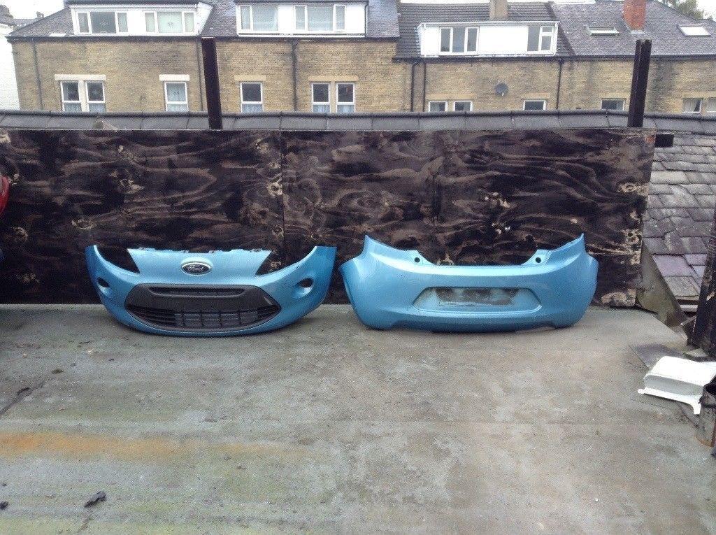 Ford ka front n rear bumper 2011-2015. £60