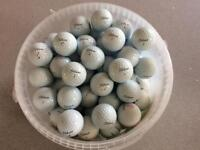 Titliest Pro V1 Grade A Golf Balls (100 available)