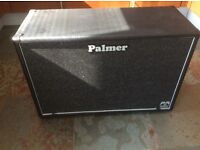 Palmer 212 Speaker Cabinet loaded with 2 x 150W Eminence Legend 1218 speakers