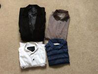 Mens clothes bundle size M