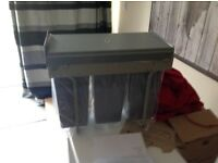 Kitchen bin 3x 10l