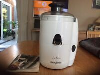 Magimix juicer Le Duo and Le Duo Plus