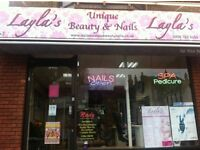 Double size beauty room to rent