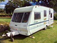 2001 Lunar Caravan 5 birth