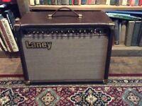 Laney la65c acoustic guitar amp as new