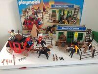 Playmobil Sheriff Office set
