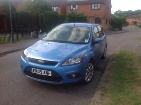 Just Reduced- For Sale Vision Blue Ford Focus 1.6L Zetec