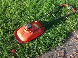 Flymo micro lite lawnmower