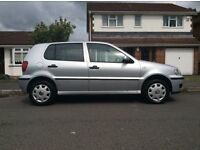 VW POLO - Fantastic little car - Service history and NEW MOT